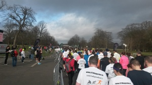 My 1000 Hours Phoenix Park 10k. Saturday March 7th 2015.